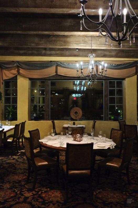 Intérieur restaurant The Grill - Restaurant The Grill - Tout sur Tucson - Amérique, États-Unis, Arizona