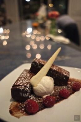 Plat Wildflower dessert - Restaurant Wildflower - Tout sur Tucson - Amérique, États-Unis, Arizona