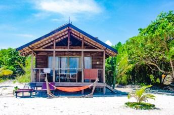Bungalow secret paradise - Un paradis secret, Koh Rong Samloem, Cambodge - Asie, Cambodge