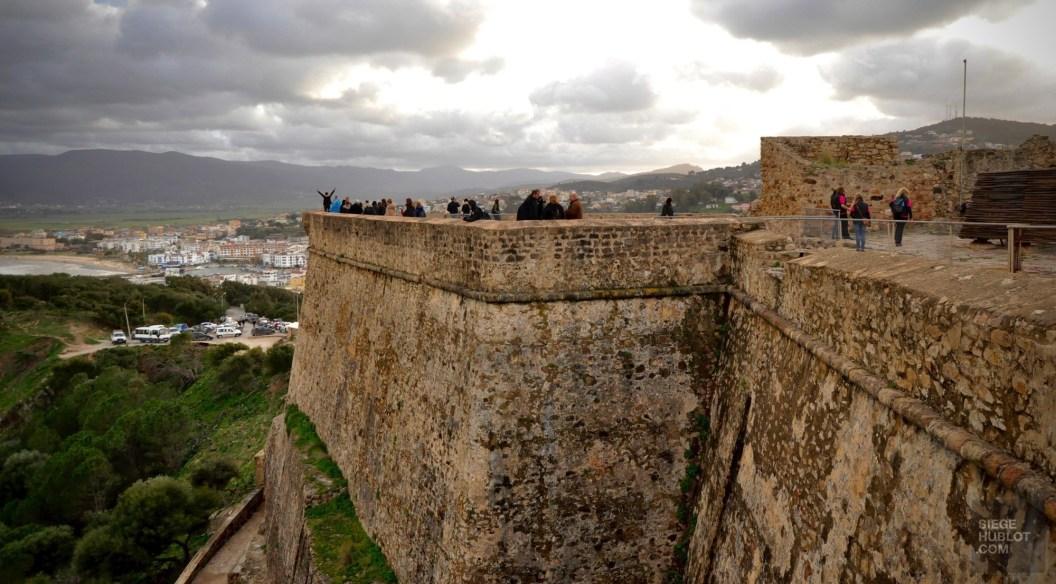 fort tabarka - Fort Génois - Tunisie, de la mer au désert - Afrique, Tunisie
