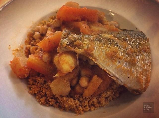 hammamet couscous poisson - Chez Achour - Tunisie, de la mer au désert - Afrique, Tunisie
