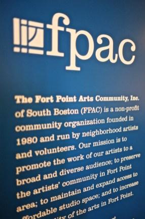 Affiche FPAC - FPAC - L'émergent Seaport District à Boston - Amérique, États-Unis, Massachusetts