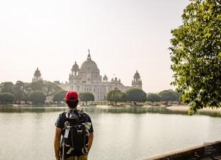 victoria memorial regard - kolkata - L Inde du Nord en quatre étapes - Asie, Inde