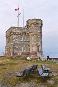 St-John fort - Terre-Neuve - Le Canada dans ma langue - Amérique du Nord, Canada