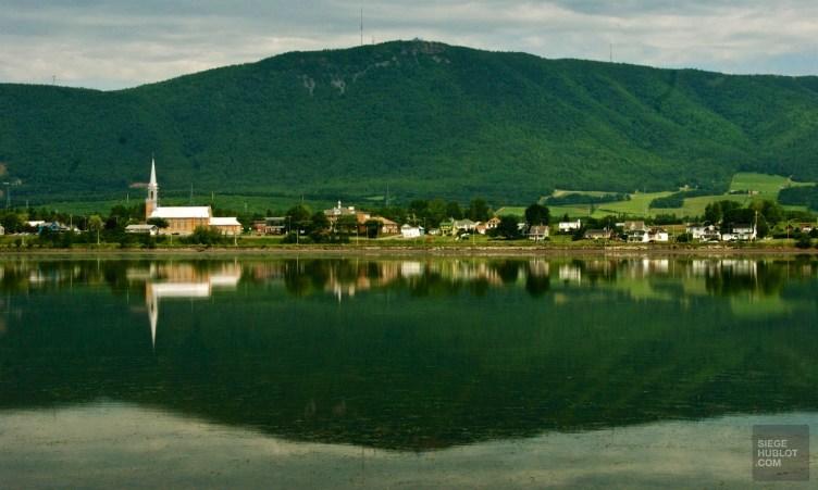 Village côtier - Nouveau-Brunswick - Le Canada dans ma langue - Amérique du Nord, Canada