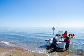 bateau - Escapade l Archipel de Mingan, Cote-Nord, Quebec - Quebec