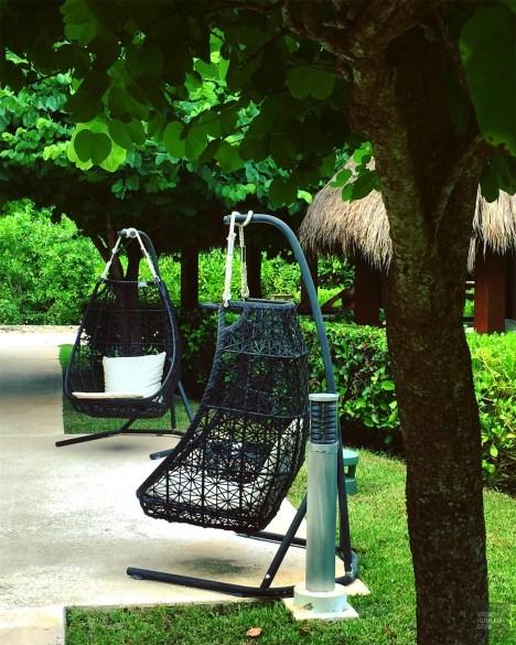 chaises design - Le style - Un Paradisus à Playa Del Carmen - Amérique du Nord, Mexique