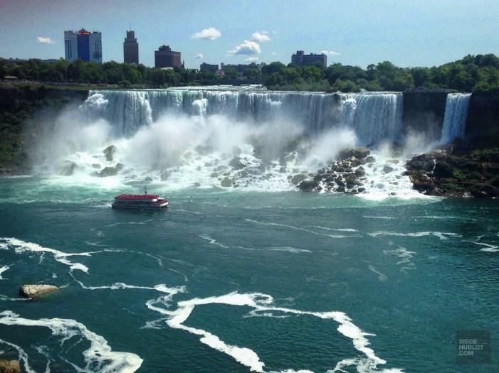 Les chutes Niagara - Road trip en Ontario - Amérique du Nord, Canada