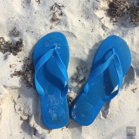 sandales plage - Playa Del Carmen - Un Paradisus - Amérique du Nord, Mexique