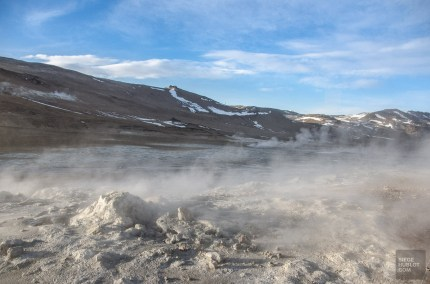 Hverir paysage lunaire - Akureyri, lac Myvatn, Hverir, Godafoss - Islande en 8 jours - Islande, Europe
