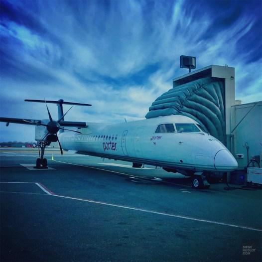 Avion Porter - Voler avec Porter - Week-end de gars à Toronto - Amérique du nord, Canada