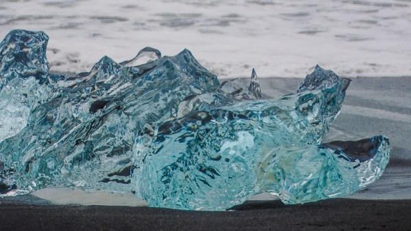glacier bleu cristal - Jokulsarlon et Skaftafell - Islande en 8 jours - Islande, Europe