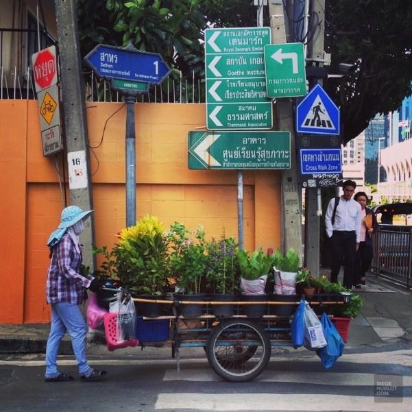 Sathorn - Autour de l'hôtel - Un Bandara à Bangkok - Asie, Thaïlande