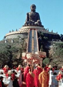 Bouddha de Tian Tan - Activités - Séjour à Hong Kong - Asie, Chine