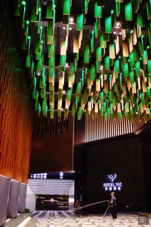 Hôtel Vic - Chambre avec vue - Séjour à Hong Kong - Asie, Chine