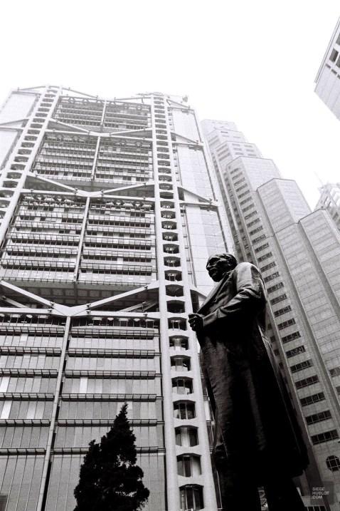 HSBC - Architecture - Séjour à Hong Kong - Asie, ChineSéjour à Hong Kong - Asie, Chine