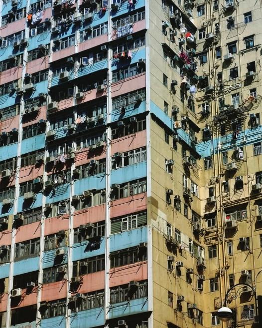 Immeuble pastel - Découvrir Hong Kong - Séjour - Asie, Chine