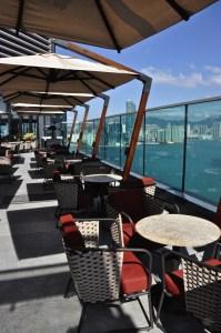 Magnifique terrasse - Chambre avec vue - Séjour à Hong Kong - Asie, Chine