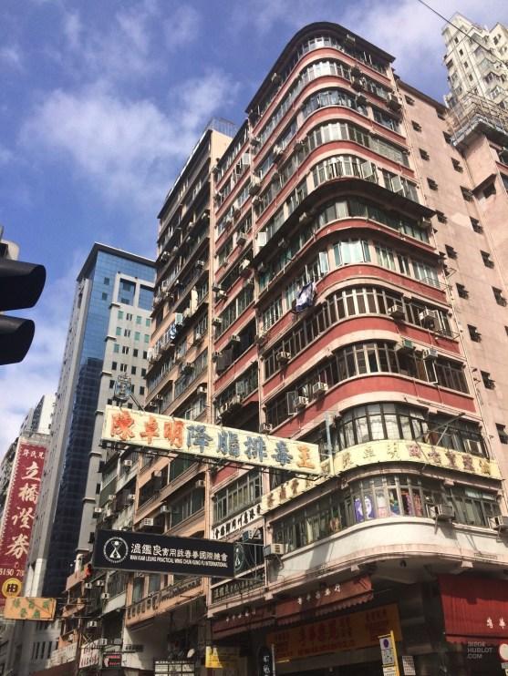 Nathan Road - Balade en autobus - Séjour à Hong Kong - Asie, Chine
