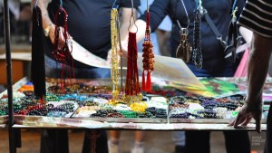 Vendeur de bijoux - Les nombreux marchés - Séjour à Hong Kong - Asie, Chine