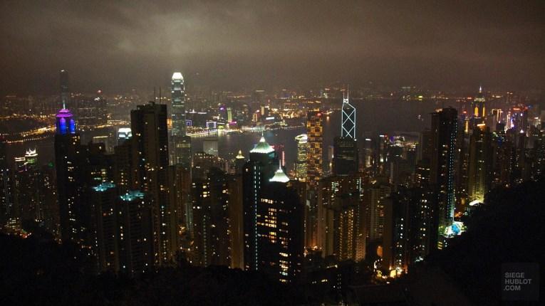 Victoria Peak - Les points de vue - Séjour à Hong Kong - Asie, Chine