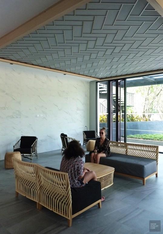 Lobby du complexe hôtelier - Anana Resort Krabi - unique écologique - Asie, Thaïlande