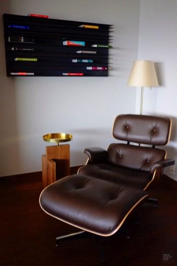 Magnifique mobilier contemporain - La suite présidentielle - Un hôtel InterContinental dans Polanco - Amérique du Nord, Mexique