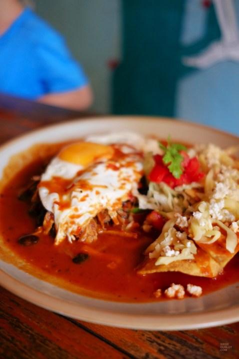 Cuisine mexicaine du Cafecito - Les Restaurants et Cafés - Pai et la fraicheur des montagnes - Asie, Thaïlande