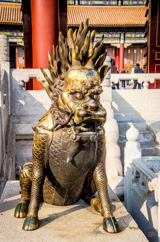 dragon punk - Beijing - La Grande Muraille de Chine, un lieu mythique - Asie, Chine