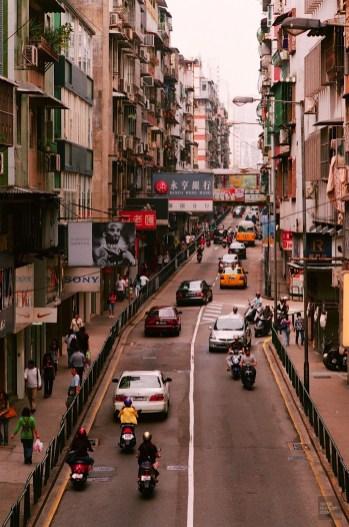 Circulation - Macao au cinéma - Découvrir - Destination, Asie, Chine