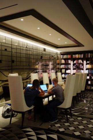 Espace pour travailler - Hotel X - 12 Hôtels à Toronto - Amérique du Nord, Canada, Ontario