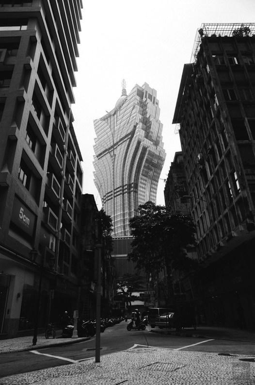 Le Grand Lisboa - Le Las Vegas asiatique - Découvrir Macao - Destination, Asie, Chine