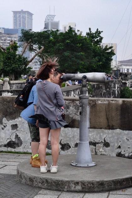 L'observatoire de la Forteresse du Mont - La Tour Macao - Découvrir - Destination, Asie, Chine