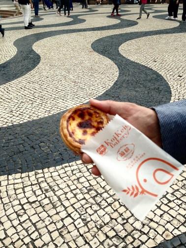 Pasteis de natas, délicieuses tartelettes aux oeufs - La cuisine macanaise - Découvrir Macao - Destination, Asie, Chine