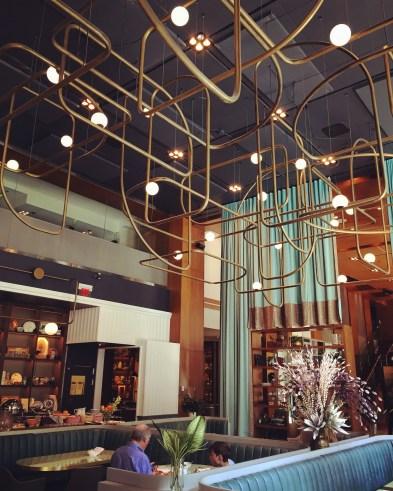 Restaurant Bar Café Victor - Le Germain Mercer - 12 Hôtels à Toronto - Amérique du Nord, Canada, Ontario