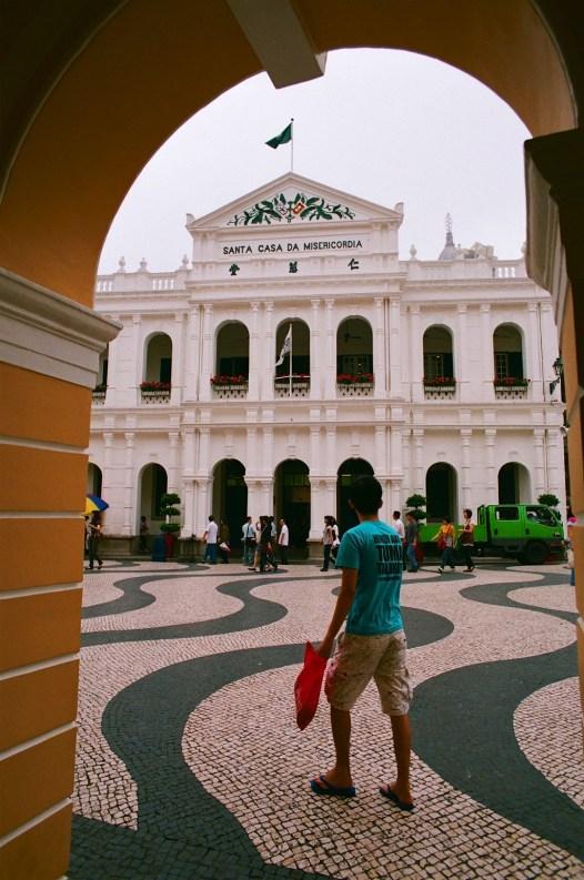 Sainte Maison de la Miséricorde - Le centre historique - Découvrir Macao - Destination, Asie, Chine
