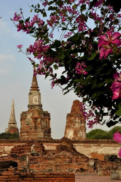 Monastère de la Grande Relique - Et quoi d'autre? - Le parc historique d'Ayutthaya - Destination, Asie, Thaïlande
