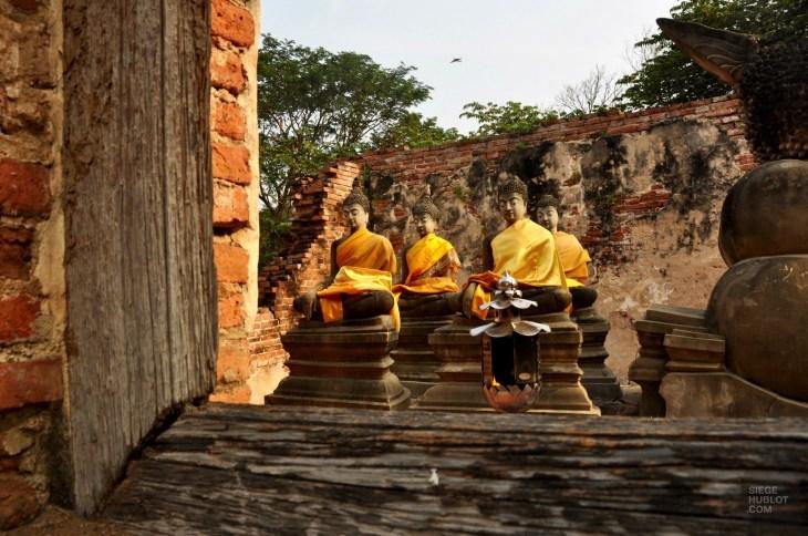 Zénitude - Et quoi d'autre? - Le parc historique d'Ayutthaya - Destination, Asie, Thaïlande