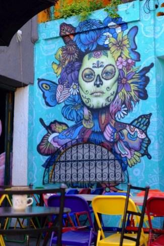 Les couleurs - Village de Tlaquepaque - Tout ça à Guadalajara - Destination, Amérique du Nord, Mexique