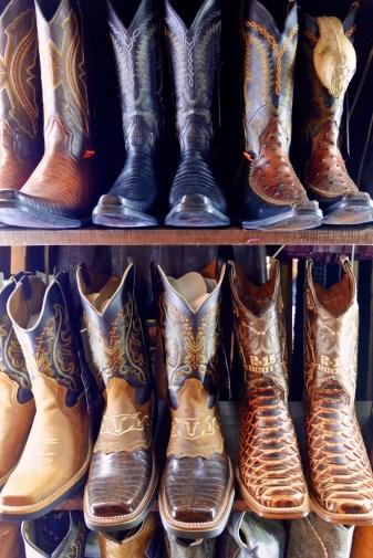 Le cuir et les bottes de cowboy - Les marchés - Tout ça à Guadalajara - Destination, Amérique du Nord, Mexique