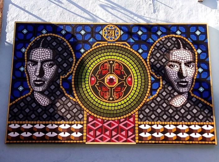 Frida Kahlo en céramiques - Guadalajara, Mexique - Tout ça à Guadalajara - Destination, Amérique du Nord, Mexique
