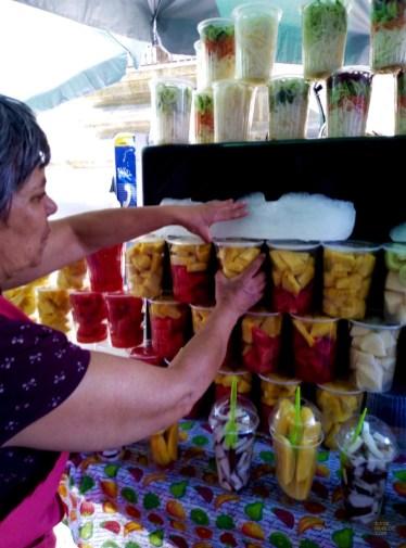 Fruits frais - Les marchés - Tout ça à Guadalajara - Destination, Amérique du Nord, Mexique