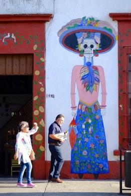 Les murales - Village de Tlaquepaque - Tout ça à Guadalajara - Destination, Amérique du Nord, Mexique