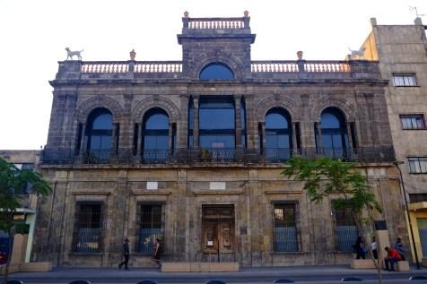 Museum of Journalism and Graphic Arts - Guadalajara, Mexique - Tout ça à Guadalajara - Destination, Amérique du Nord, Mexique