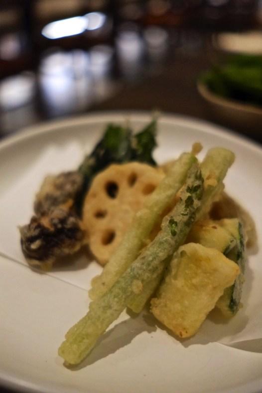 Légumes tempura - Fish Dance Cafe - 12 Restos Coups de Coeur à DaNang - Destination, Asie, Vietnam, Restos
