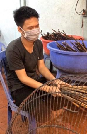 Poulet grillé - Hai Coi - 12 Restos Coups de Coeur à DaNang - Destination, Asie, Vietnam, Restos
