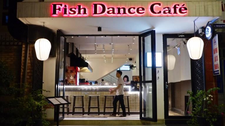 Restaurant japonais - Fish Dance Cafe - 12 Restos Coups de Coeur à DaNang - Destination, Asie, Vietnam, Restos