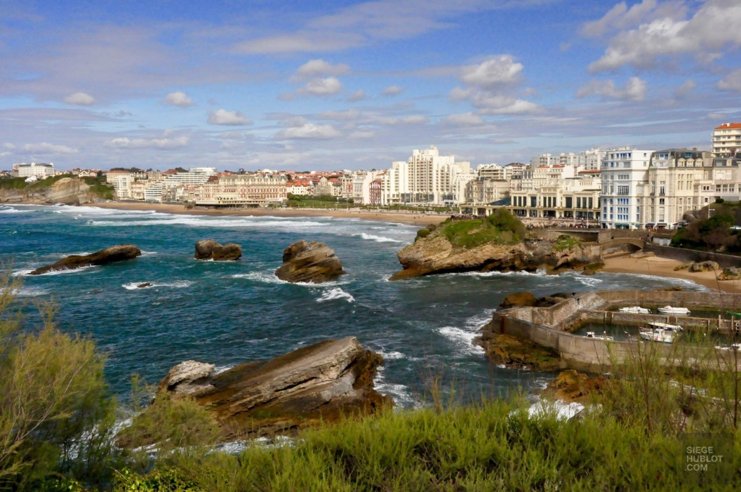 Le Rocher de la Vierge - Bayonne et Biarritz - Destination Nouvelle-Aquitaine - France, Europe