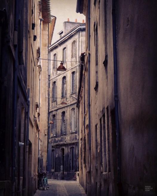 Ruelle - Bordeaux - Destination Nouvelle-Aquitaine - France, Europe