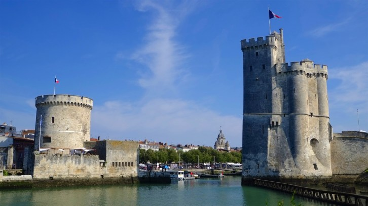 Tour de la Chaîne - La Rochelle - Destination Nouvelle-Aquitaine - France, Europe